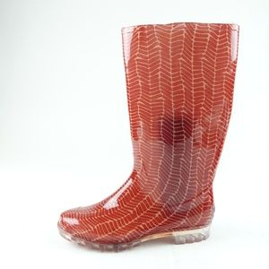 TOMS Shoes - TOMS Women Jelly Rubber Cabrilla Rain Boot R4S4